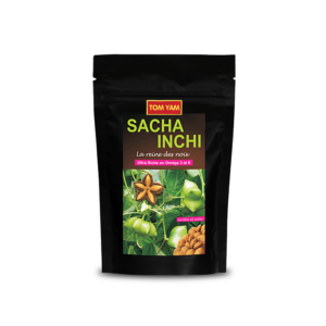 Sacha Inchi Tomyam roasted seeds