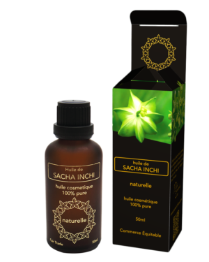 SKIN AND HAIR SACHA INCHI OIL